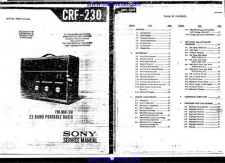 Buy SONY CRF230 by download Mauritron #327094