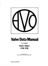 Buy ValveDataManual11 by download Mauritron #325181