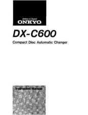 Buy Onkyo DXC600om Service Manual by download Mauritron #330884