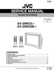 Buy JVC AV-29RS sch Service Manual by download Mauritron #279872