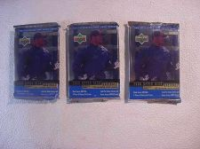 Buy 3 new 2000 UPPER DECK ser.1 baseball PowerDeck PACKs new sealed factory unopened