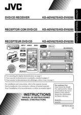 Buy JVC KD-ADV6270_part Service Manual by download Mauritron #274817