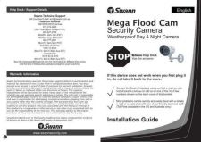 Buy Swann SW233 WO3 QS ESP Instructions by download #336466