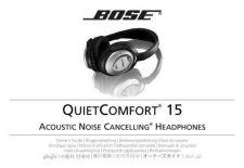 Buy Bose AM345875 01 QC15 OG ENGvo tcm6 26864 by download #333261