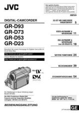 Buy JVC LYT1204-002B 2 Operating Guide by download Mauritron #295545
