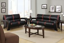 Buy Sofa & Love Seat 2 piece Modern Living room Set 4 Color Option Sofa Couch #F7254