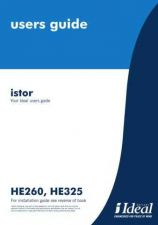 Buy Ideal ISTOR HE USERS GUIDE by download Mauritron #324607