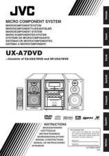 Buy JVC UX-A7DVD-9 Service Manual by download Mauritron #284124