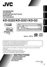 Buy JVC KD-G322-KD-G321-KD-G3-10 Service Manual by download Mauritron #274986