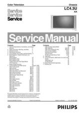Buy Philips LC4 3 Service Manual by download Mauritron #323664