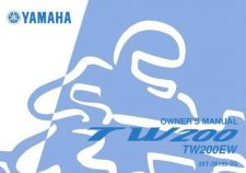 Buy Yamaha 3XT-28199-2G Motorcycle Manual by download #334201