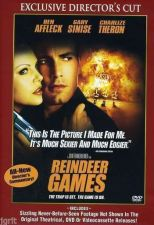 Buy REINDEER GAMES DVD Ben AFFLECK Gary SINISE Charlize THERON Clarence WILLIAMS