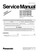 Buy Panasonic KX-TCD320GF Manual by download Mauritron #300152