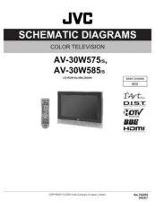 Buy JVC PYA094SCH Service Manual by download Mauritron #278119
