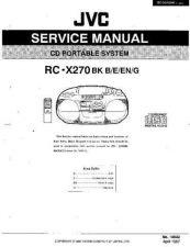 Buy JVC 10032 Service Manual by download Mauritron #278781