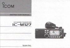 Buy Icom IC-M802 Marine Operating Guide by download Mauritron #317429