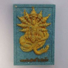 Buy RUE SI NAROD ์ON NAKA 9 HEAD LUANG BUNG THAI AMULET BUDHA FREE SHIPPING