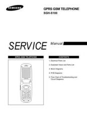 Buy Samsung SGH-S100 Mobile Phone Service Manual by download Mauritron #306420