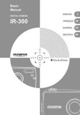 Buy Olympus IR300E Operating Guide Instructions by download Mauritron #324711