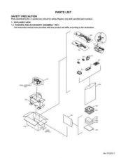 Buy JVC GR-D91US Part Service Manual by download Mauritron #280626