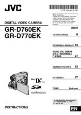 Buy JVC LYT1645-001A 2 Operating Guide by download Mauritron #297469