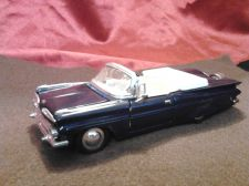 Buy CHEVROLET IMPALA 1959 BLUE IN COLOR Doors & hood open SS5721 Beautiful Car!
