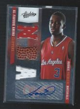 Buy 2010-11 Absolute Al-Farouq Aminu RC AUTO Jersey Clippers SP /399 Pelicans Wake