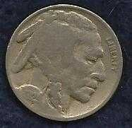 Buy 1929 US Buffalo Nickel