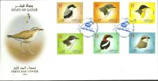 Buy Qatar 2009 FDC Birds
