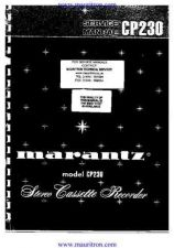 Buy Marantz CP230 by download Mauritron #325428