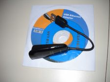 Buy Cisco Linksys USB to Ethernet Adaptor with Windows Installation CD