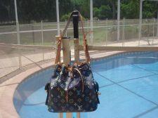 Buy AUTH LOUIS VUITTON Monogram Multicolore Black Petit Noe Bag-MP2A