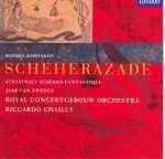 Buy Rimsky-Korsakov: Scheherazade / Stravinsky: Scherzo Fantastique by Nikolai Rimsky-Kor