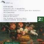 Buy Vivaldi - Concertos / New London Consort, Pickett ~ AAM, Hogwood Concerto for 2 Mando