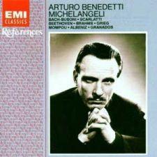 Buy Piano Works by Arturo Benedetti Michelangeli UPC: 077776449029