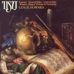 Buy Liszt: Fantasy, Variations, Funeral Odes, Concert Solo by F. Liszt UPC: 034571163024