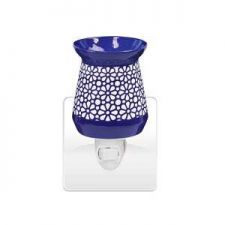 Buy Blue and White Plug In Tart Warmer