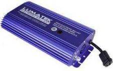 Buy LUMATEK 1000W/600W/400W HPS/MH Digital Dimmable Air-Cooled Ballast