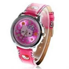 Buy New helloKitty wrist watch #HK30 Free shipping