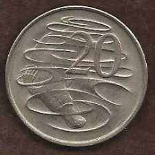 Buy Australia 20 Cent Coin Platypus 1967 Coin