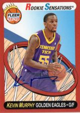 Buy 2012-13 Fleer Kevin Murphy Autograph Rookie Card