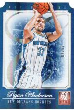Buy 2012-13 Panini Aspirations Die-Cut Ryan Anderson #D/67 New Orleans Hornets