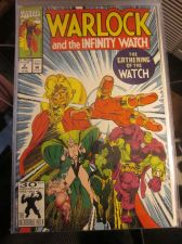 Buy Warlock and the infinity Watch #2 NM Marvel Comics