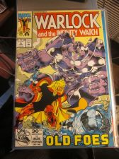 Buy Warlock and the infinity Watch #5 NM Marvel Comics