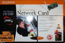 Buy CAT 5 internal ethernet NETWORK CARD windows 98 NT 2000 switch internet computer