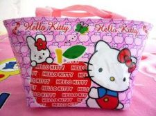 Buy Lunch bag Handbag Hello kitty Girls Handbag #25 Free shipping