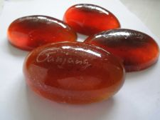 Buy 1pc 80g Home Hand Made Natural Herbal Soap F1 (Star fruit, Adlay, Honey, Vi E)