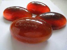 Buy 3pcs 80g Home Hand Made Natural Herbal Soap F1 (Star fruit, Adlay, Honey, Vi E)