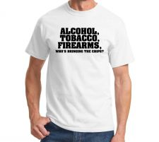 Buy Alcohol,Tobacco, Firearms - Gun Rights Second Amendment 2nd Amendment Bare Arm