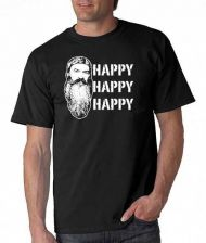 Buy HAPPY HAPPY HAPPY DUCK DYNASTY Show Commander Call Hunting High Quality T Shirt D59++